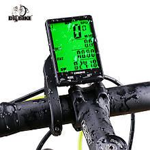 """Велокомпьютер 2,8"""" экран, велоспидометр, проводной"""