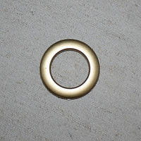 Люверсы эконом антик темный 35 мм