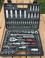 Набор инструментов Zhongxin Tools force 108,отвертка насадками,трещетка с комплектом головок,трещеточный ключ