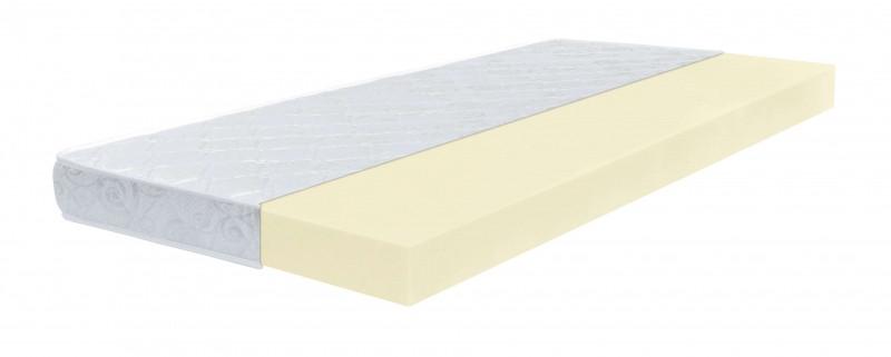 Матрац ортопедичний топпер Largo Super Slim Lux HighFoam
