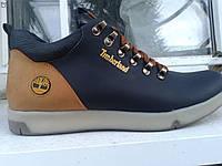 Кожаные зимние ботинки Timberland т32