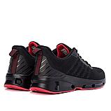 Мужские черные кроссовки, фото 5