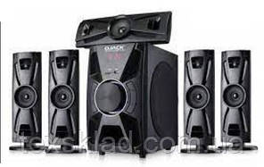 Акустична система комплект 5.1 Djack DJ-405 100W (USB/FM-радіо/Bluetooth)