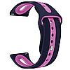 Силіконовий браслет для годинника Xiaomi Amazfit Stratos 3 22 мм, фото 6