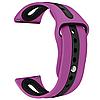Силіконовий браслет для годинника Xiaomi Amazfit Stratos 3 22 мм, фото 7