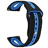Силіконовий браслет для годинника Xiaomi Amazfit Stratos 3 22 мм, фото 8