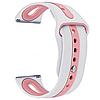 Силіконовий браслет для годинника Xiaomi Amazfit Stratos 3 22 мм, фото 9