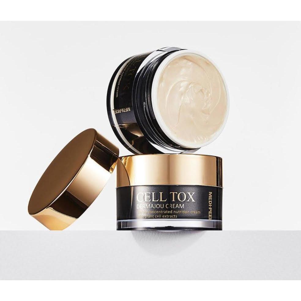 Омолоджуючий крем зі стовбуровими клітинами Medi-peel Cell Tox Dermajou Cream пробник 1,5 м