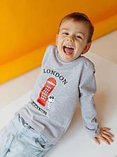 Vikamoda Дитячий джемпер з яскравим принтом ( Розмір 110, 116, 122) 10004