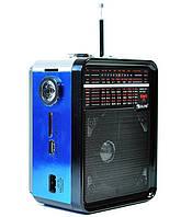 Радиоприемник Golon RX-9100, синий