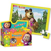 Маша и Медведь А4 в коробке (Маша на руках) VT1105-04 .