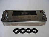Вторинний пластинчастий теплообмінник ГВП SAUNIER DUVAL Thema Classic, Combitek, Isotwin 12 пл. S1005800