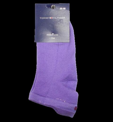 Шкарпетки жіночі спортивні мікрофібра TH 36-40 бузкові