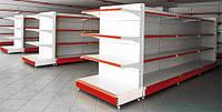 Торговые Стеллажи. Стеллаж металлический для магазинов и торговли (хлебные, овощные/фруктовые, складские)