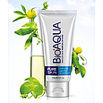 Уценка! Очищающая пенка для умывания BioAqua Pure Skin Anti-Acne против акне и воспалений 100 мл, фото 2