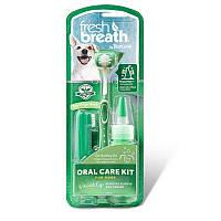 Tropiclean Fresh Breath набор для ухода за полостью рта (большой)  001299