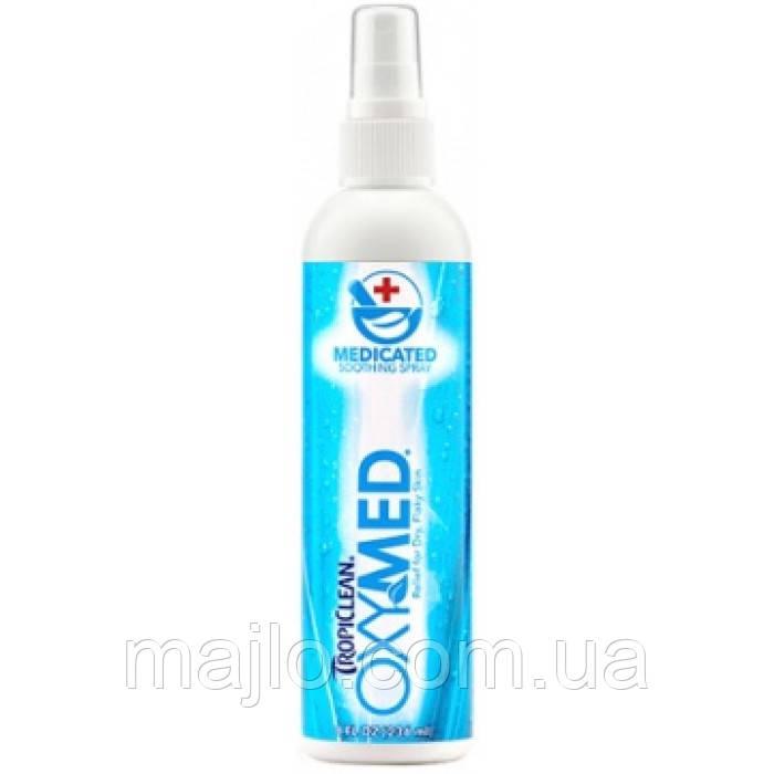 Tropiclean Oxy-Med лікувальний спрей 236мл 003552