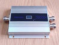 Усилитель сотовой связи GSM 4G LTE GB-9011-G 900 МГц 55 дБ 11 дБм с двумя выходами, 70-130 кв. м., фото 1