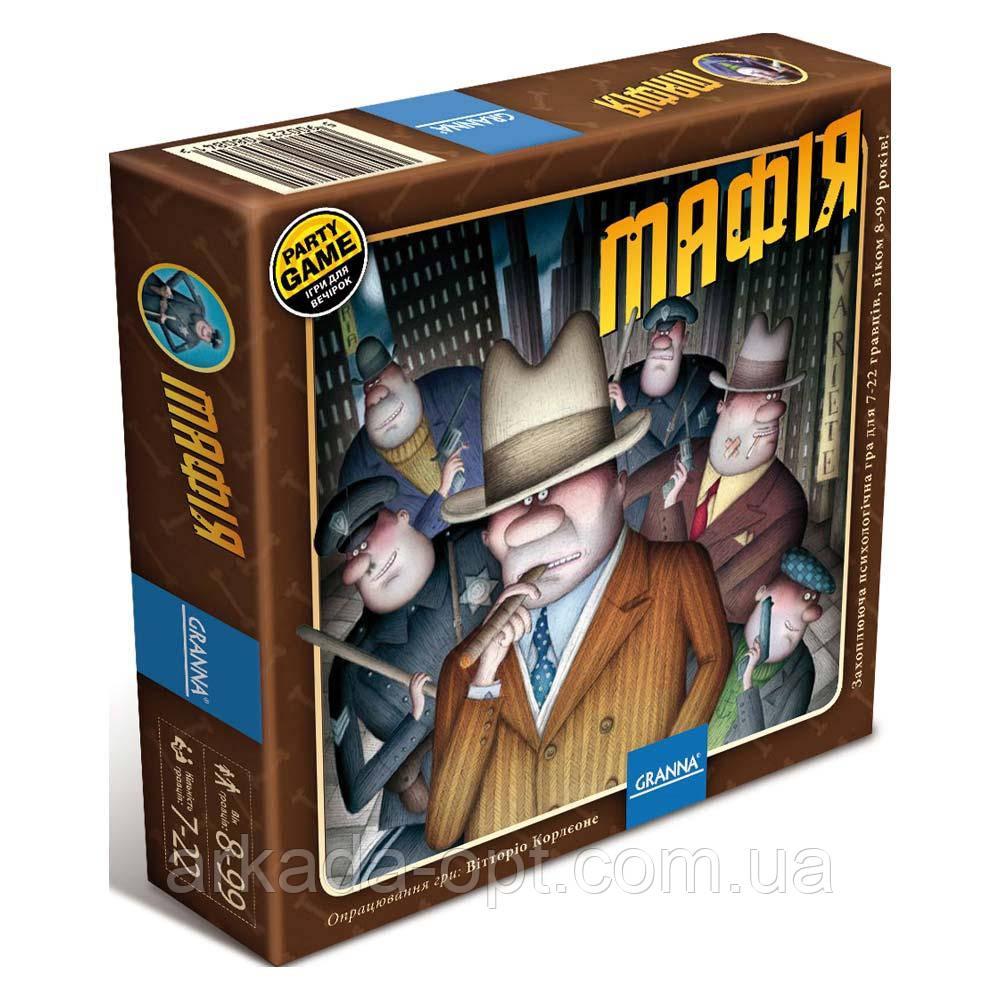 Настільна гра Granna Мафія (80841)