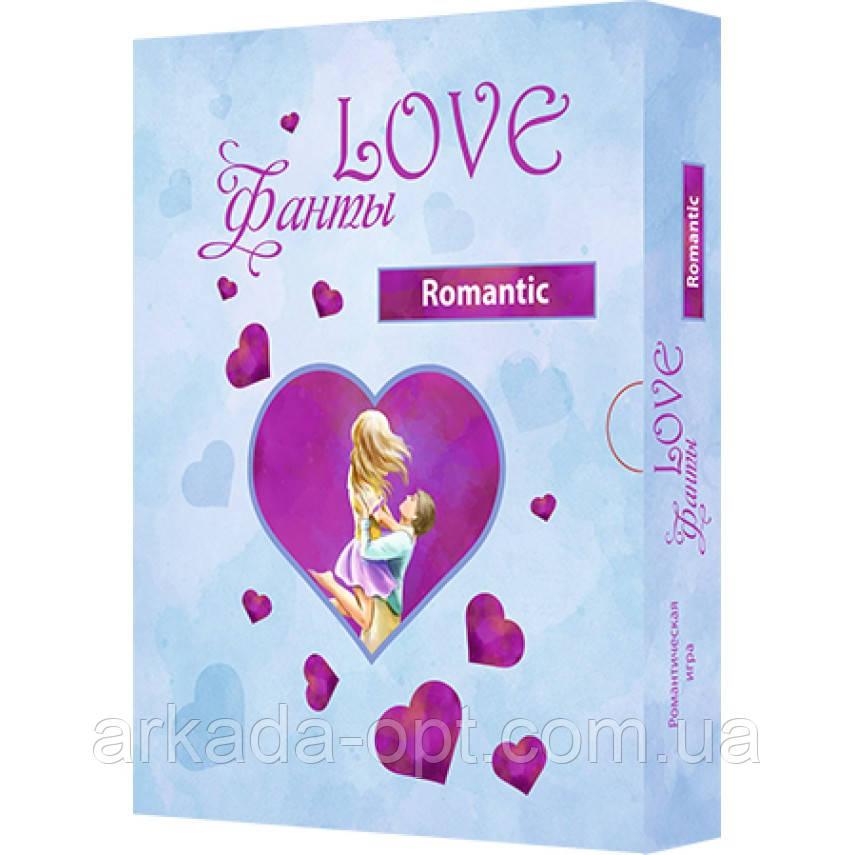 Настільна гра Bombat Game Love Фанти Romantic (4820172800095)
