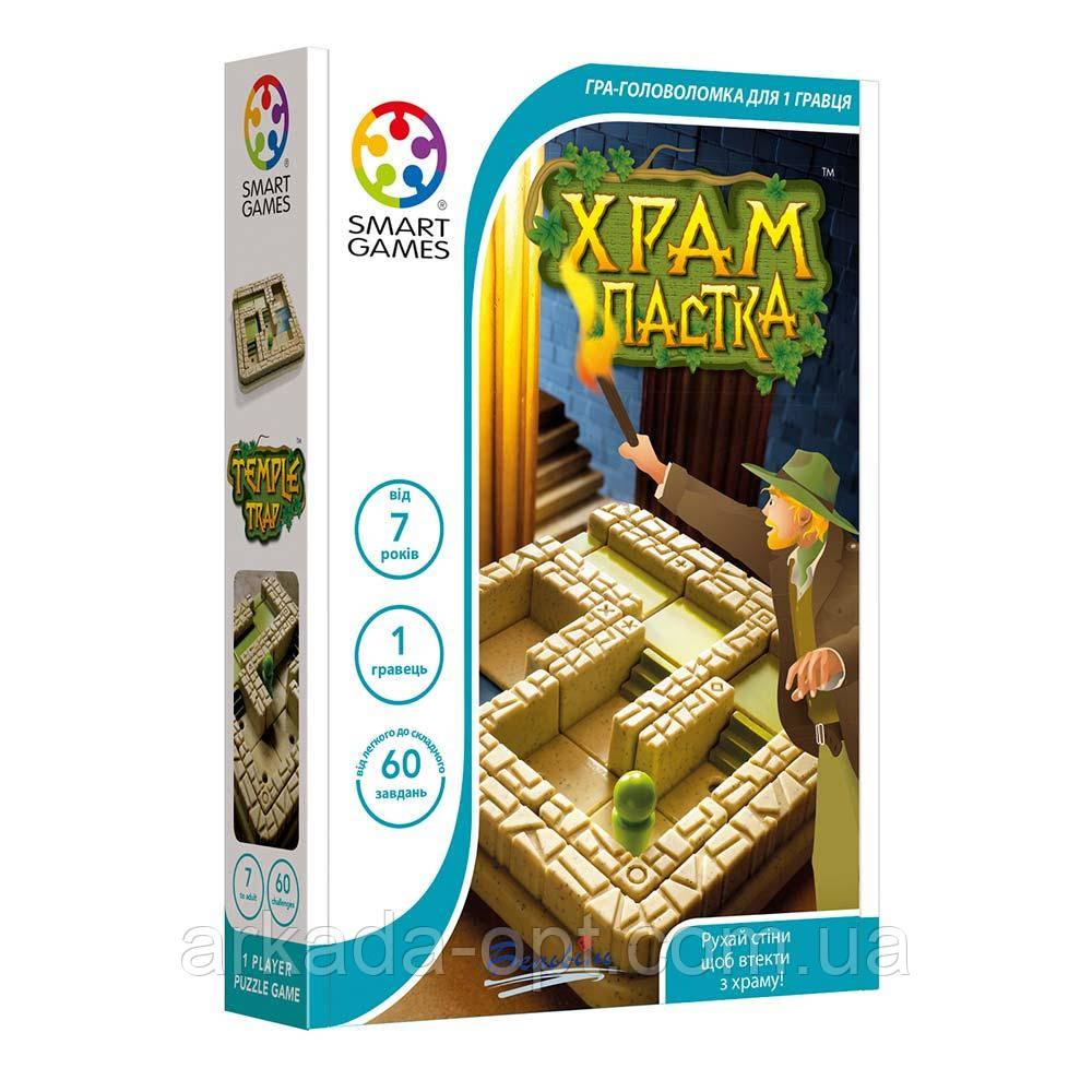 Настольная игра Smart Games Toys Храм ловушка (SG 437 UKR)