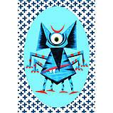 Настольная игра Djeco Быстрые монстры (DJ05193), фото 3