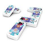 Настольная игра Spin Master Холодное сердце 2 Домино (SM98408/6053258), фото 3