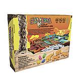 Набір для творчості Strateg Savanna російською (51205), фото 2