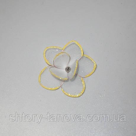 Цветок средний 70мм