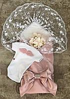 Набор на выписку Ангел (розовый)