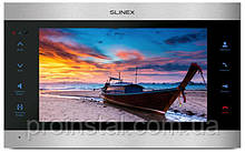 Slinex Видеодомофон SL-10IPTHD Silver Black
