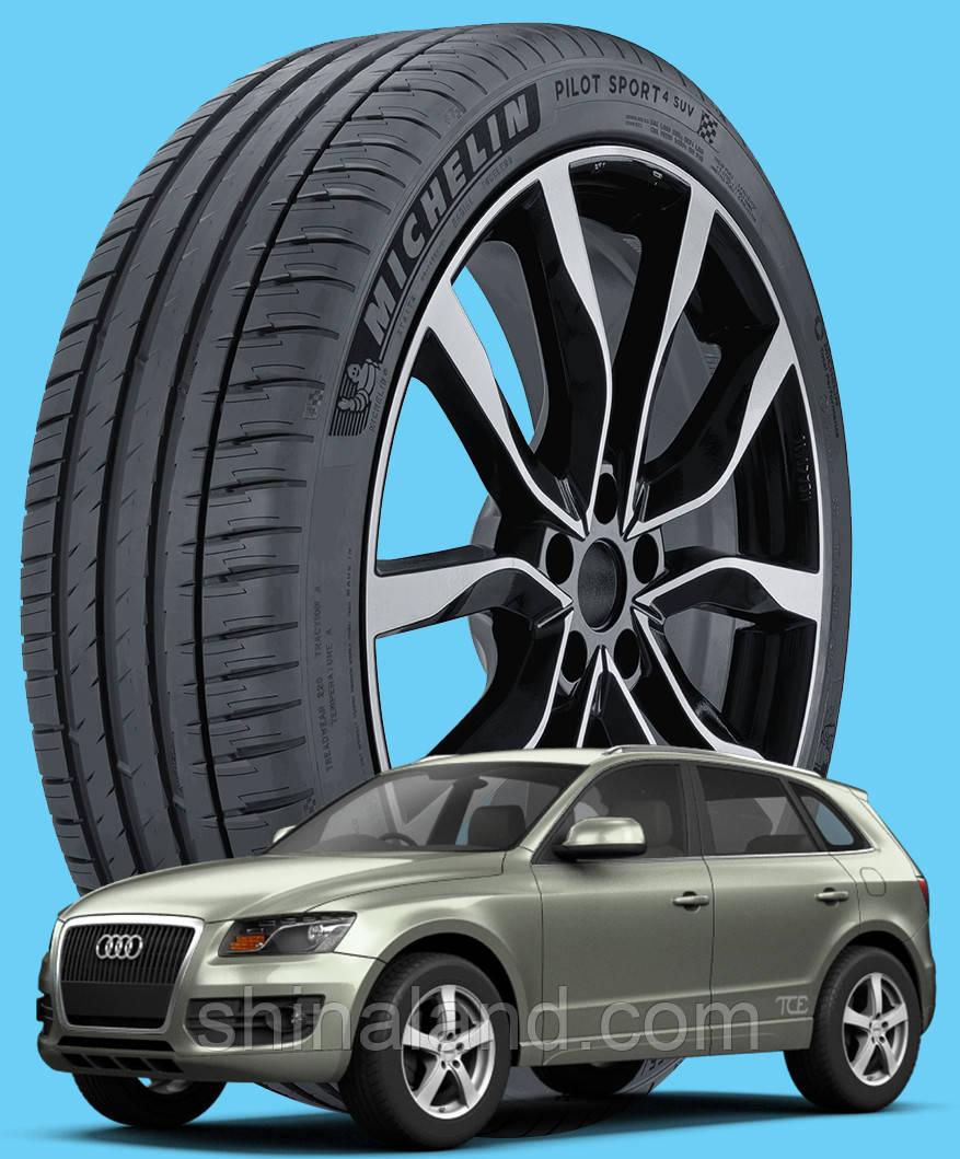 Michelin Pilot Sport 4 SUV 235/65 R17 108V XL ( Франція 2020) - Шини Audi Q5 I (8RB), II (FYB) 2007 - (new)