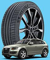 Michelin Pilot Sport 4 SUV 235/65 R17 108V XL ( Франція 2020) - Шини Audi Q5 I (8RB), II (FYB) 2007 - (new), фото 1