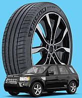 Michelin Pilot Sport 4 SUV 235/65 R17 108V XL ( Франція 2020) - Шини Land Rover Freelander II (L359) 2007 -, фото 1