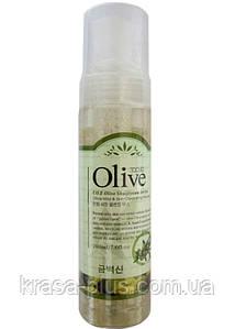 Пенка для умывания (демакияж) Olive, 200 мл