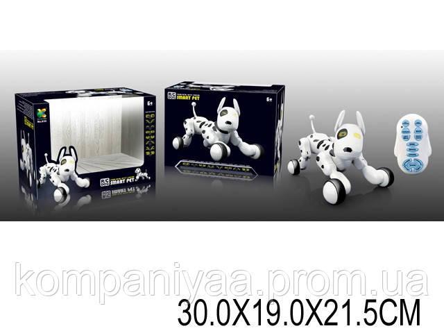 Робот-собака на радіокеруванні 619 на акумуляторі