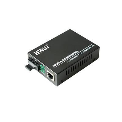 Медиаконвертер HongRui HR900W-FE-2