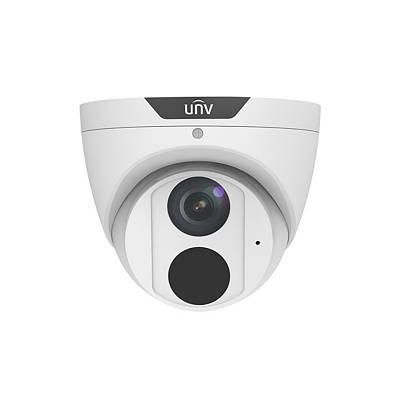 IP-відеокамера купольна Uniview IPC466NIC-F