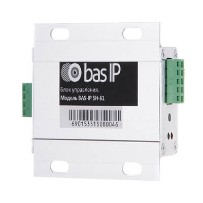 Модуль управления домофонов BAS-IP SH-61