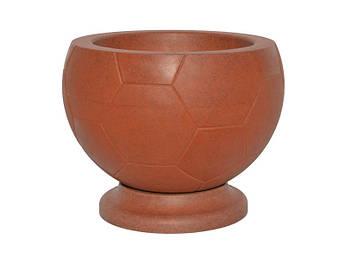 Вазон вуличний Футбольний м'яч (без підставки)
