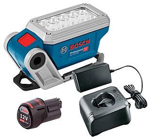 Ліхтар акумуляторний Bosch GLI 12V-330 BB Professional + 1 акб GBA 12 V 2,0 Ah + з/у GAL 12V-20 (06014A0000A)