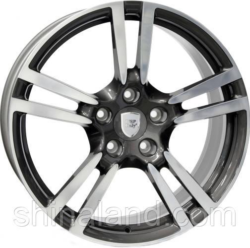 Диски WSP Italy Porsche W1054 Saturn 8x18 5x130 ET50 dia71,6 (AP) (кт)