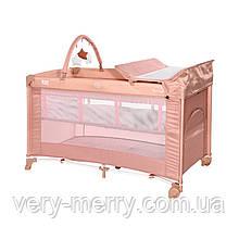 Кровать-Манеж Lorelli Torino 2 Layer Plus