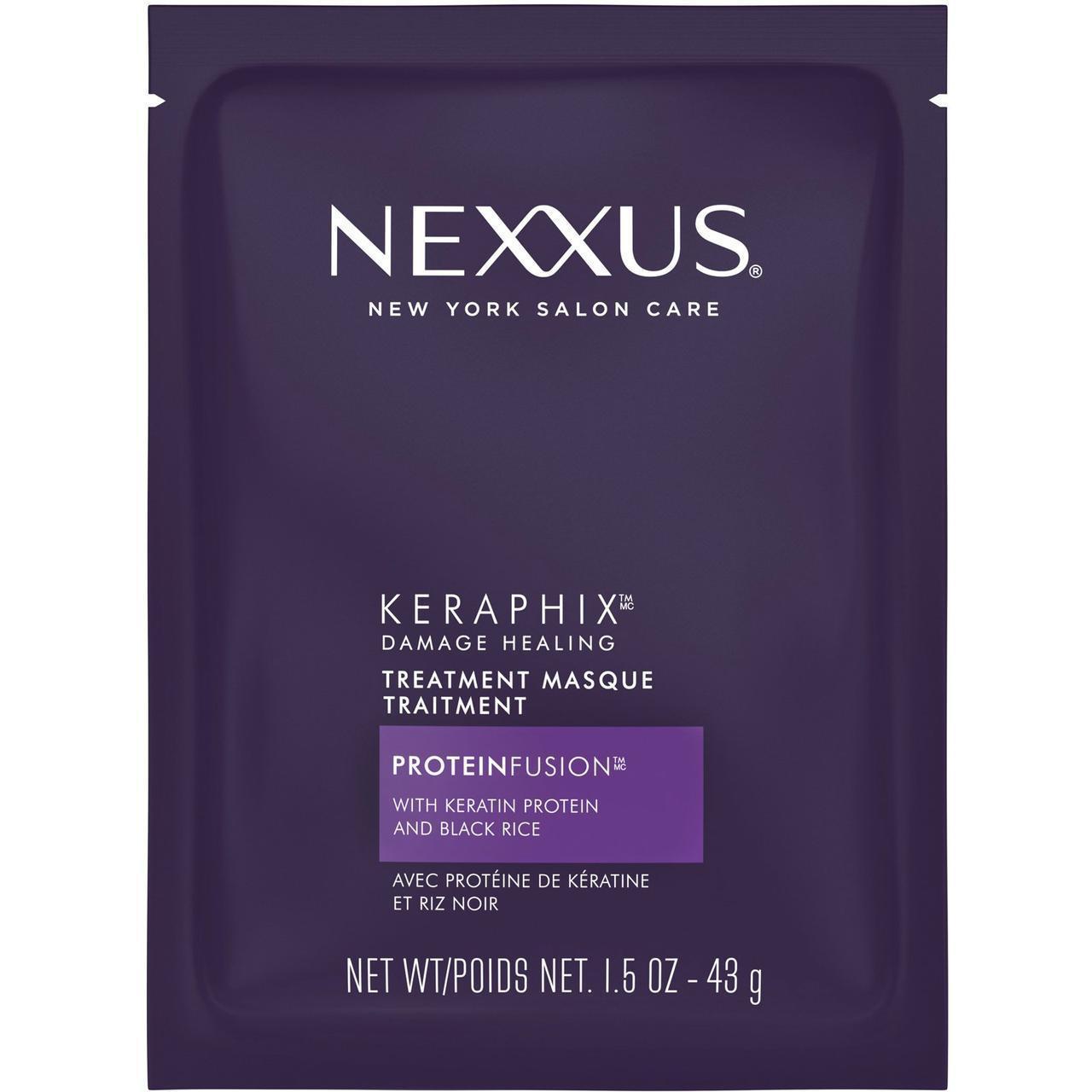 Восстанавливающая маска для поврежденных волос Keraphix,Nexxus,  43 г