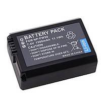АКБ PowerPlant для відеокамери Sony NP-FW50 (DV00DV1280)