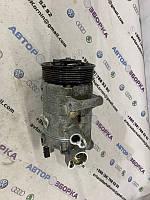 Компрессор кондиционера Volkswagen Passat B7 1.8L 2014 год (б/у)