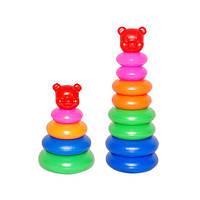 Пирамидка детская №1, 21см, ТМ M-toys 130018