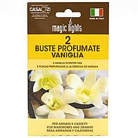 Набор ароматических Саше Magic Lights, 2 шт, Ваниль (20418)