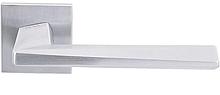 Ручки дверні RDA Novelty брашированний матовий хром