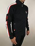 Чорний спортивний костюм, фото 8